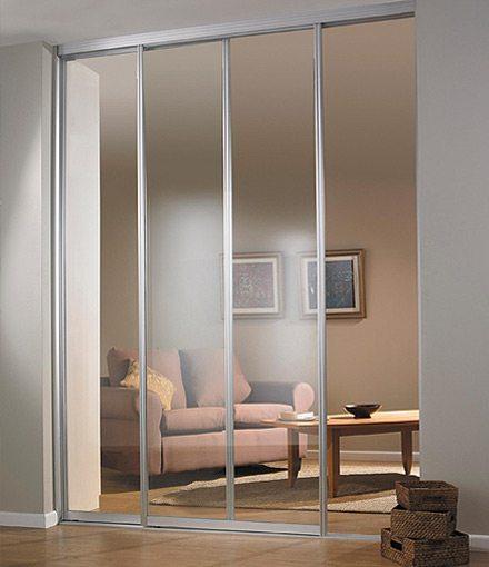Separadores de ambientes de vidrio de spaceslide - Separadores de ambientes de cristal ...