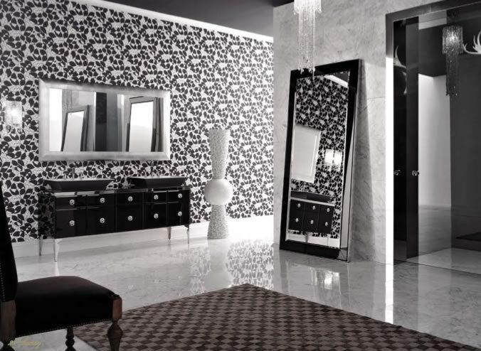 Accesorios De Baño Clasicos:Baños de lujo clásico Luxury de Milldue •