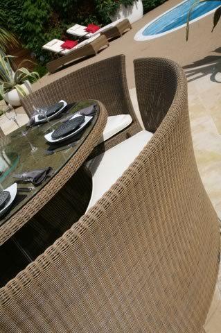 Mesas para jardín Westminster estilo contemporaneo •