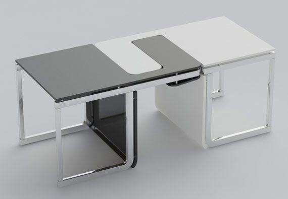 Muebles espacios pequeños