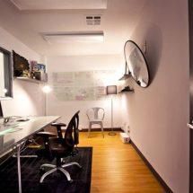 Decoración de oficinas: Column Five