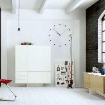 Muebles modernos: Salas por Arlex