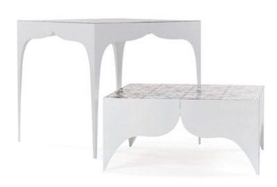Mesas pequeñas