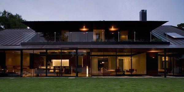 Casas modernas - Residencia Península