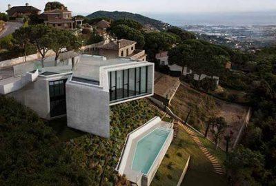 Casas modernas: X-House en España