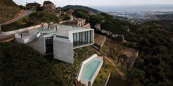 Casas modernas x house en espa a - Casas modernas madrid ...