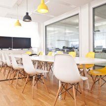Decoración de oficinas: Moo