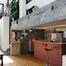 Restauración de un loft