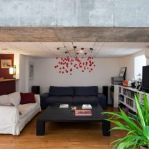Restauración de un loft [16k Architectes]