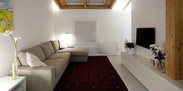 Interiores de casa minimalista por marta badiola for Interior casa minimalista