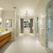 Casa con estilo contemporáneo