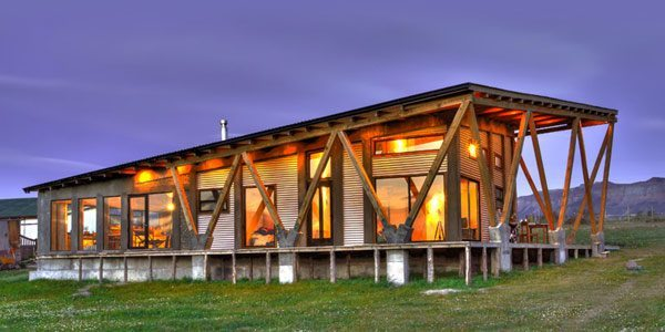 Casas de madera outside in por fernanda vuilleumier - Ver casas de madera por dentro ...