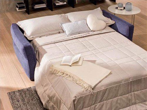 Sof cama de dos plazas notturno for Colchones para sofa cama dos plazas