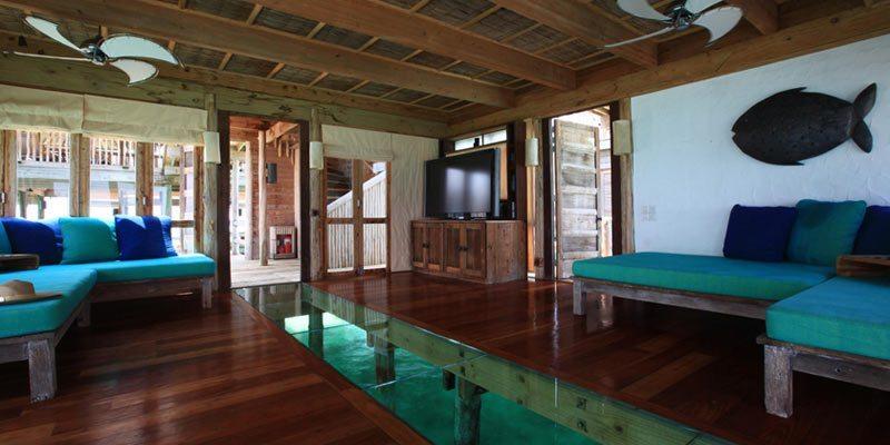 Resort en isla privada gili lankanfushi for Hoteles en islas privadas