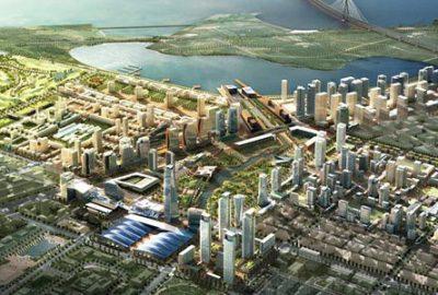 Songdo: Ciudad inteligente en Corea del Sur