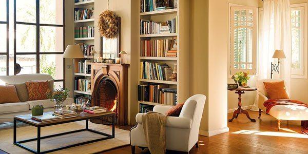 Casas cl sicas residencia de artista en espa a for Decoracion de casas clasicas