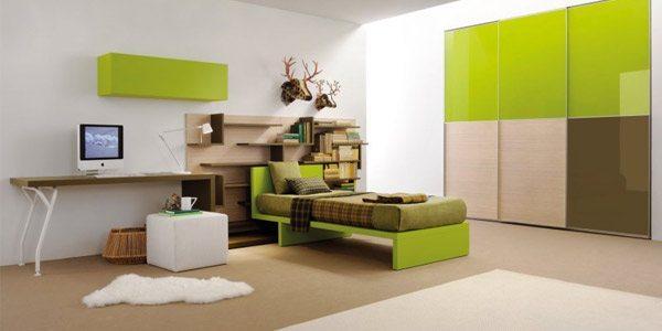 Dormitorios infantiles archives perfecto ambiente for Decoracion de ambientes