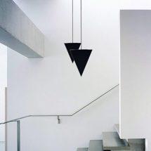 Lamparas minimalistas