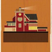 Casas de películas