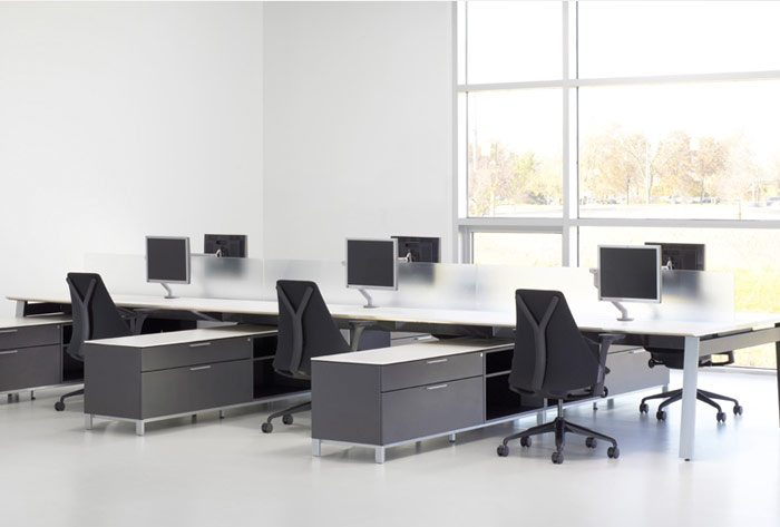 Muebles para oficina de Herman Miller •