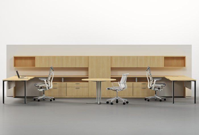 Muebles para oficina de herman miller for 5 muebles de oficina