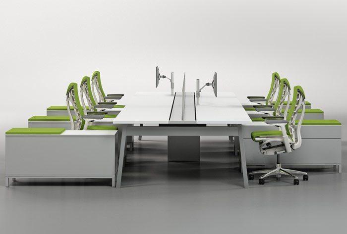 Muebles para oficina de herman miller perfecto ambiente - Muebles para oficina baratos ...