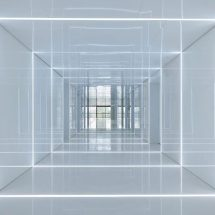 Oficinas de vidrio