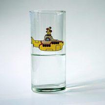 Vasos de vidrio originales
