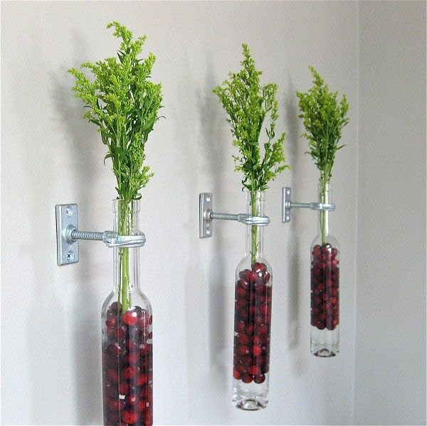 Decoracin Con Botellas