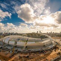Estadios de Brasil 2014: Arena das Dunas