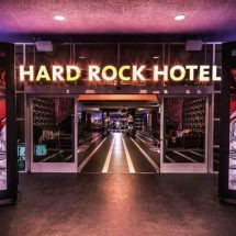 Hard Rock Hotel en Palm Springs, California