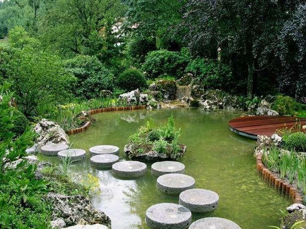 Jardines zen como inspiraci n - Jardines japoneses zen ...
