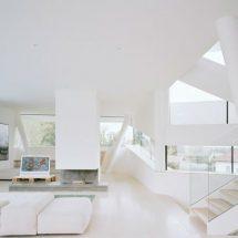 Casa geométrica
