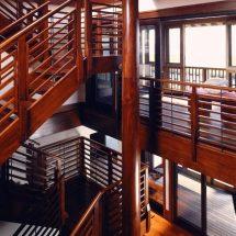 Casa estilo tailandés por CWB