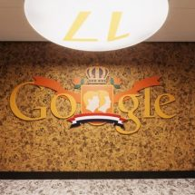 Oficinas de Google en Amsterdam