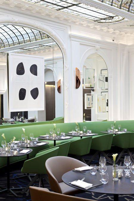 Decoraci n de hoteles vernet en paris - Decoracion de hoteles ...