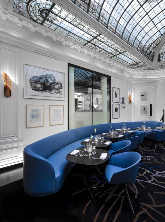 Decoraci n de hoteles vernet en paris for Decoracion para hoteles