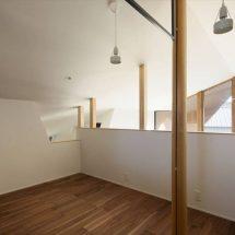 Casa origami por TSC Architects