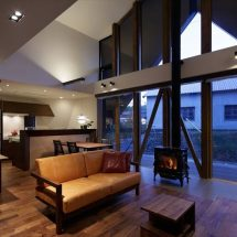 Casa origami por TSC Architects