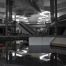 Shoppings abandonados capturados por Seph Lawless