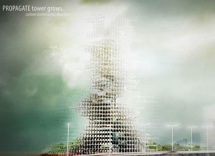 Rascacielos ganadores en eVolo 2014