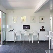 Remodelación de una casa moderna