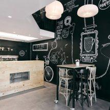 Decoración de bares: Stock Coffee