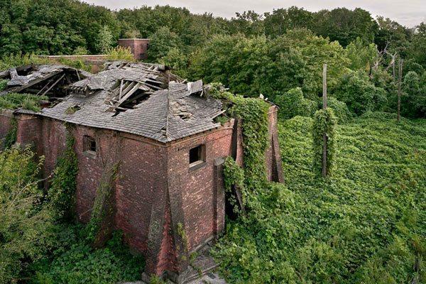 Fotos de lugares abandonados
