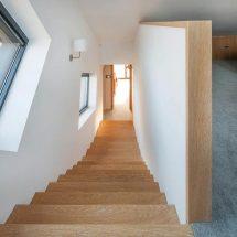 Casa con curvas por Tadeusz Lemanski