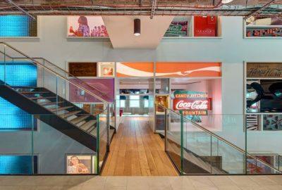 Oficinas de Coca Cola
