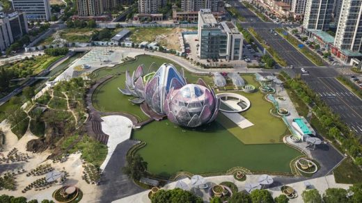 Lotus Building en Wujin
