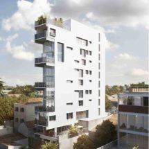 Edificio delgado en San Pablo