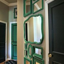 Decoración con espejos