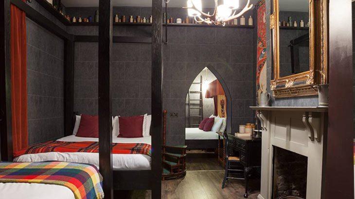 Hotel de Harry Potter en Georgian House